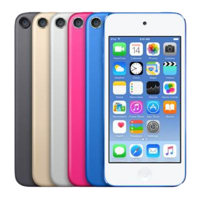 ipod touch 6th gen